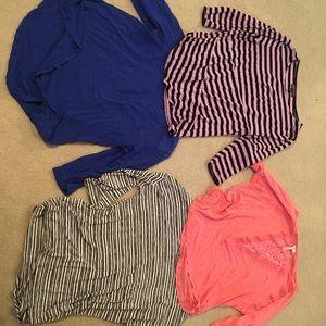 Tops - Bundle of women's shirts